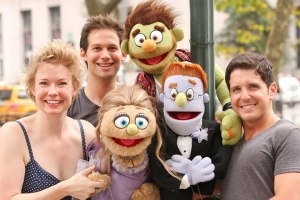 Avenue Q Celebrates Marriage Equality in New York
