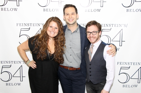 Erica Rotstein, Jed Resnick & Michael Perlman - 54 Below