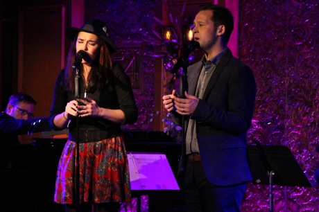 Christine Dwyer & Jed Resnick - 54 Below